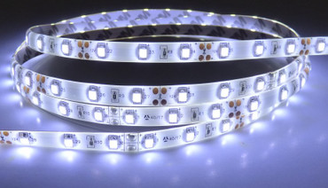 LED 2,5m Streifen Band SET 150x3528SMD weiss IP63 +Netzteil cw -#4911 – Bild 1