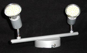 Deckenleuchte PARIS 2-flammig LED3,0 Watt300 Lumen. -#6013 – Bild 1