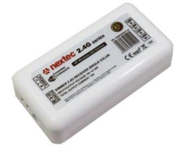 LED Dimmer 4 Zonen Empfänger für einfarbige Bänder -#6288