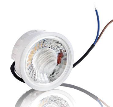 Gabionen Leuchte LED 180 Grad 0,50m kaltweiss -#6459 – Bild 1
