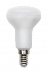 LED Reflektor R-50 6 Watt kaltweiss 450 Lumen E-14 -#6520 – Bild 1