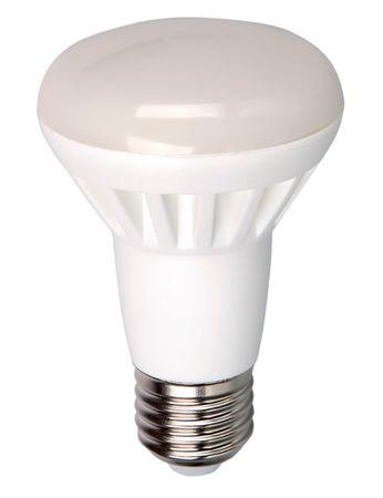 LED Reflektor R-63 8 Watt kaltweiss 650 Lumen E-27 -#6522 – Bild 1