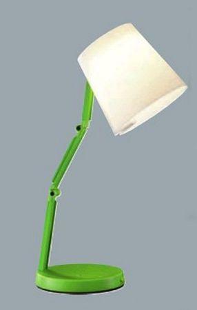 Tischlampe LED 3 Watt 240 Lumen RGB LED + RGB grün -#6539 – Bild 1