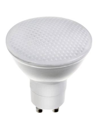 LED Lampe 6 Watt 500 Lumen GU-10 15 SMD LED kaltweiss -#6599 – Bild 1