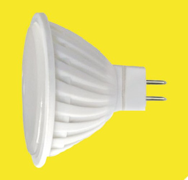 LED Lampe 4 Watt 280 Lumen 12 Volt MR16 ww -#6634 – Bild 1