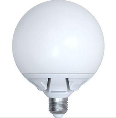 LED Globe Lampe 20 Watt 1900 Lumen E27 Ø125mm cw -#6680 – Bild 1
