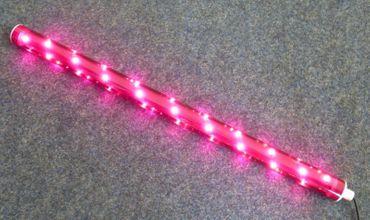 LED Leuchtstab 12 Volt Netzteil Ø 30 x 1000 mm pink -#6929 – Bild 1