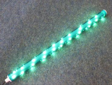 LED Leuchtstab 12 Volt Netzteil Ø 30 x 500 mm türkis -#6947 – Bild 1