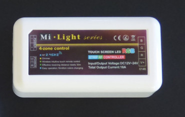 LED Empfänger 4 Zonen RGB LED 6 Ampere. pro Kanal -#6978 – Bild 1