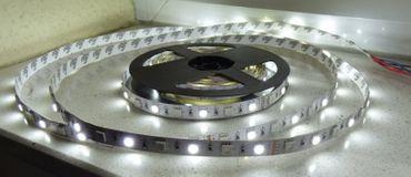 LED Streifen RGB-kaltweiss 5050er LEDs Kombi Streifen IP-20 -#7189 – Bild 1