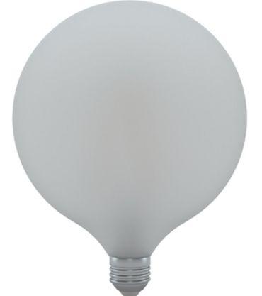 LED Globe 8 Watt matt Ø 125 mm Filament E 27 840 Lumen warmweiss -#7309 – Bild 1
