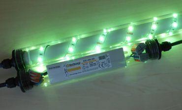 Gabionen Leuchte LED 360 Grad RGB 0,90m 2er SET -#7371 – Bild 3