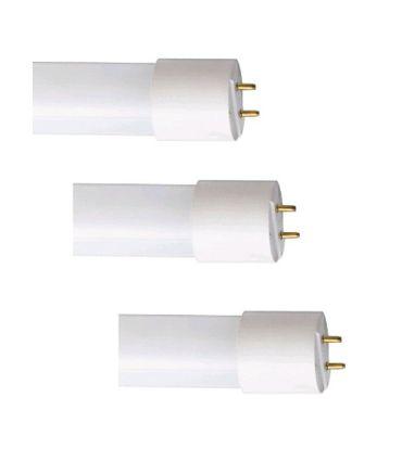 LED Röhren SET 60 cm warmweiss 10 Watt 3 Stück 230 Volt -#7593 – Bild 1