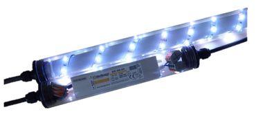 Gabionen Leuchte 360 Grad RGB Vertikal 1,20 m 2-er SET -#7716 – Bild 1