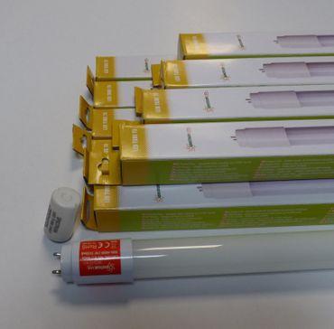 LED Röhre T-8 24 Watt 2500 Lumen 10 Stück 1,50m kaltweiss -#8335 – Bild 1