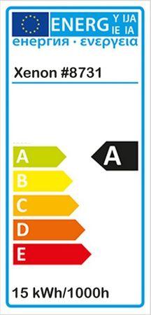 Seilsystem LED 3 x Stäbchen Spot schwarz 3 x LED warmweiss -#8731 – Bild 2