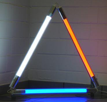 LED Stab Leuchte DEL 3 x 10 Watt a 65 cm Farbig nach Wunsch -#9258
