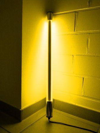 LED Leuchtstab 10 W 63 cm IP-20 Blendschutz Gelb -#9614