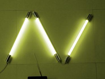 LED Stab Leuchte DEL 3x18 Watt a 127cm warm weiß -#9283 – Bild 1