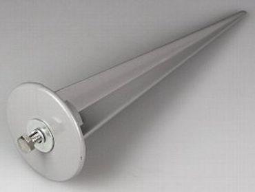 Erdspiess einzeln für Strahler Ø 60 mm Länge 200 mm -#2305