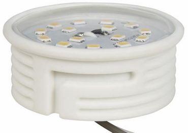 LED Lampe Keramik dimmbar 5 Watt tageslicht 400 Lumen Ø 50 x 20 mm -#2492 – Bild 1