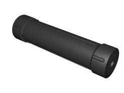 Kabeldurchführung Ø 6-8 mm IP-67 für max. 250 Volt -#72