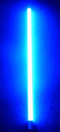 Leuchtstab weiß Schalter 18 Watt BLAU 1750 Lumen 123 cm -#9120 – Bild 1