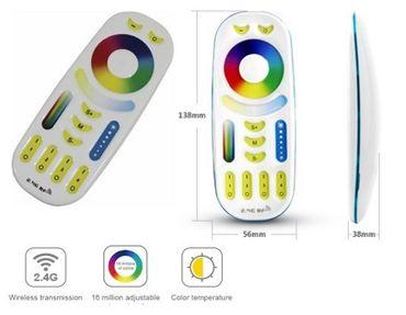 LED Fernbedienung 5 Kanal für RGB+WW+W CCT -#9511