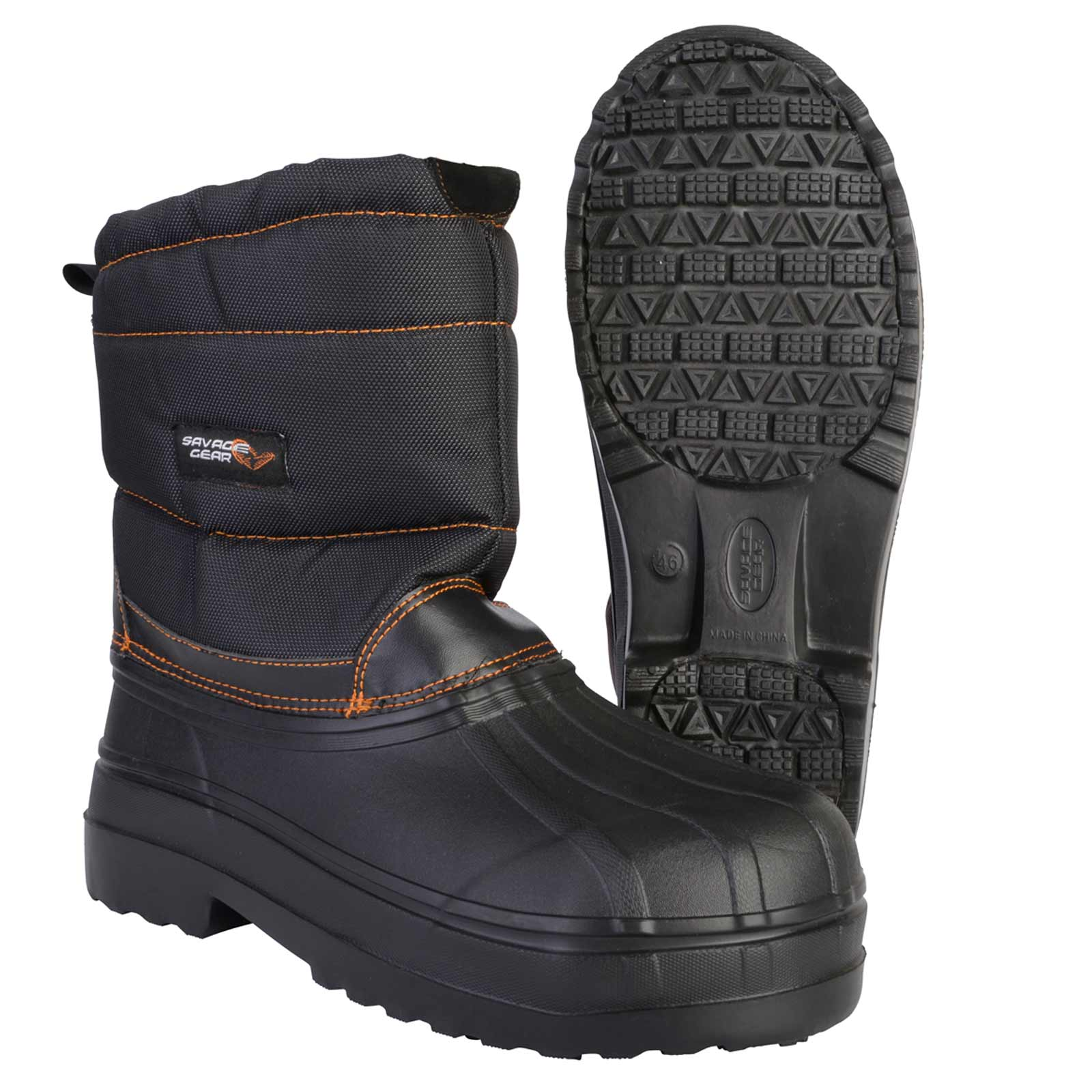 Savage Gear Off-Road Boots Winterstiefel Thermostiefel Outdoor Stiefel Schuhe