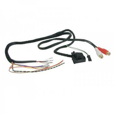 KUFATEC Kabelsatz für VW MFD2/3, RNS-E/2/510 mit OEM Kamera