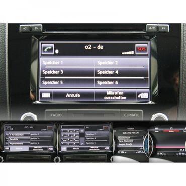 KUFATEC FISCON für VW RCD550 (VW Touareg 7P)
