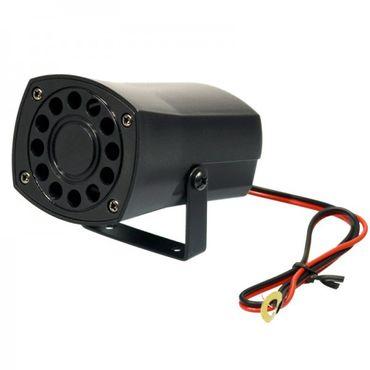 AMPIRE Mini-Sirene, 106dB SPL – Bild 1