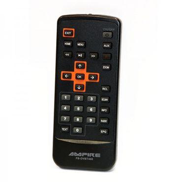 AMPIRE Infrarot Fernbedienung für DVBT-Receiver DVBT52/55/200/400