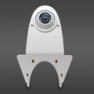 AMPIRE Farb-Rückfahrkamera für Transporter, universal, weiß – Bild 4