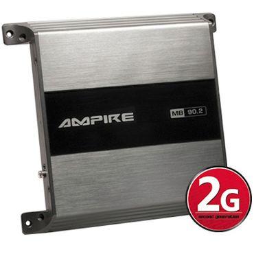 AMPIRE Endstufe, 2x 90 Watt (2.Generation)