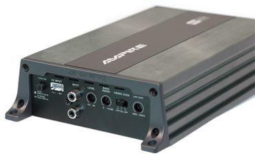 AMPIRE Endstufe, 2x 160 Watt, Class D – Bild 2
