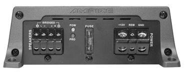 AMPIRE Endstufe, 2x 160 Watt, Class D – Bild 5
