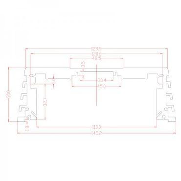 AMPIRE Endstufe, 2x 160 Watt, Class D – Bild 8