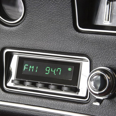 "RETROSOUND Autoradio Model Two"", schwarze Tasten"" – Bild 3"