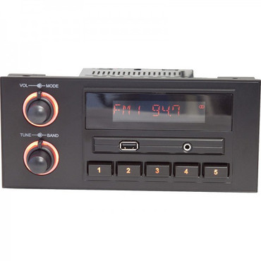 "RETROSOUND Autoradio Model Newport"""" – Bild 6"