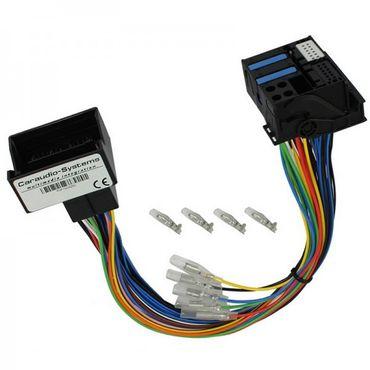 AMPIRE Universeller Plug&Play Quadlock Kabelsatz – Bild 1
