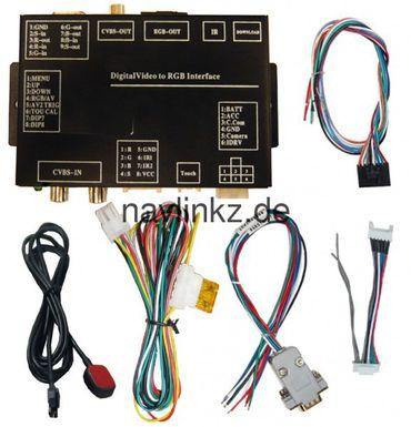 AMPIRE Videoeinspeiser (kein Ton) für non-pnp, PAL-NTSC