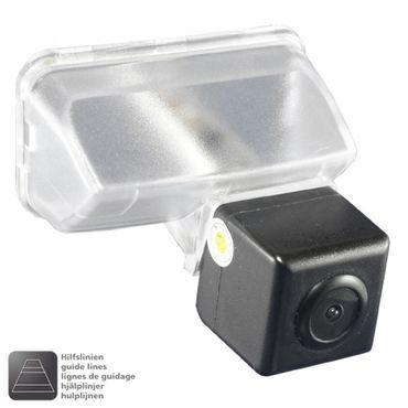 AMPIRE Griffleisten-Kamera für Citroen C3/4/5 Berlingo – Bild 1