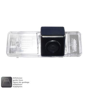 AMPIRE Griffleisten-Kamera Mercedes-Benz Viano, Vito – Bild 2