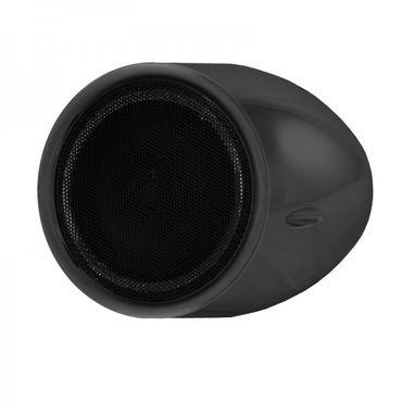 Ampire QX70-BLK AMPIRE Aufbaulautsprecher, 7cm, schwarz – Bild 1