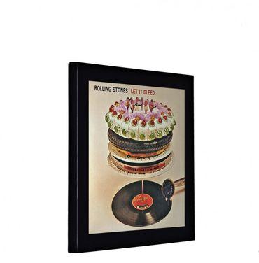 Art Vinyl - Play & Display Flip Frame (einzeln, schwarz) – Bild 2