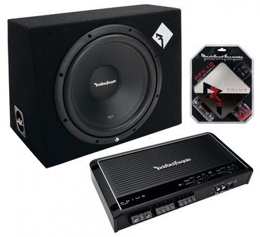 Rockford Fosgate SSK 600 MKII Sound Solution KIT  – Bild 1