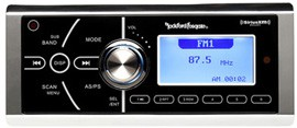 Rockford Fosgate RFX9902DM FM/AM Digital Media Marine Source Unit