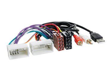 RAK Hyundai > ISO Norm > AUX / USB
