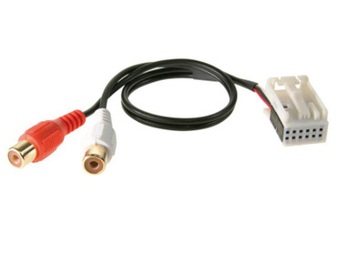 AUX IN Adapter Mercedes / VW  APS COMAND / NTG2